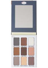 THEBALM - Meet Matt(e) Nude Eyeshadow Palette - LIDSCHATTEN