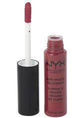 NYX Professional Makeup Soft Matte Lip Cream Liquid Lipstick 8 ml Nr. 25 - Budapest