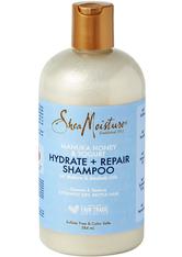 Shea Moisture Manuka Honey & Yogurt Hydrate & Repair Shampoo 384ml