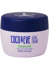 COCO & EVE - Coco & Eve Glow Figure Bounce Body Masque Körpermaske  212 ml - KÖRPERCREME & ÖLE