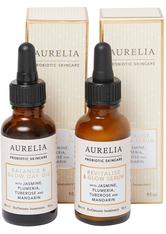 AURELIA PROBIOTIC SKINCARE - Glowing Skin Duo - Pflegesets