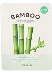 It's Skin Masken The Fresh Mask Sheet Bamboo Maske 20.0 ml
