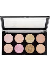 MAKEUP REVOLUTION - Makeup Revolution - Rouge Palette - Ultra Blush Palette - Golden Sugar 2 - Rose Gold - CONTOURING & BRONZING