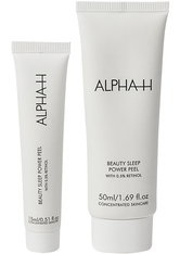ALPHA-H - Exclusive Beauty Sleep Power Peel Duo - PFLEGESETS