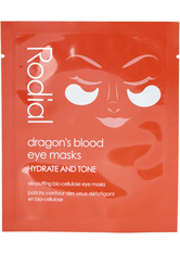 Rodial - Dragons Blood Eye Masks Single Sachets - Augenpflegemaske
