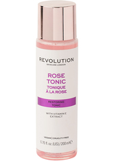 Revolution Skincare Gesichtswasser Rose Tonic Gesichtswasser 200.0 ml
