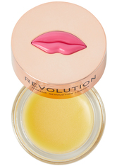 MAKEUP REVOLUTION - Dream Kiss Overnight Lip Mask Pineapple Crush - LIPPENMASKEN