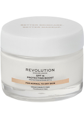 REVOLUTION SKINCARE - Moisture Cream SPF15 Normal to Dry Skin - TAGESPFLEGE