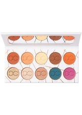 DOMINIQUE COSMETICS - The Latte Palette - LIDSCHATTEN