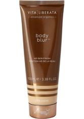 VITA LIBERATA - Vita Liberata Body Blur Instant HD Skin Finish 100ml Café Crème - SELBSTBRÄUNER