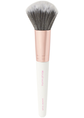 INVOGUE Produkte Brushworks - Powder Brush - White & Gold Pinsel 1.0 pieces