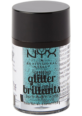 NYX Professional Makeup Face & Body Glitter (Various Shades) - Teal