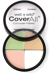 WET N WILD - CoverAll Concealer Palette - CONCEALER