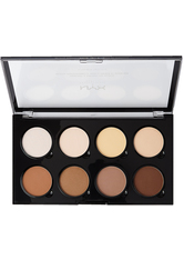 NYX Professional Makeup Contouring NYX Professional Makeup Contouring Highlight & Contour Pro Palette Highlighter 21.6 g