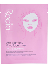 Rodial Pink Diamond Masks Single 1 Stk. Tuchmaske