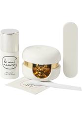 LE MINI MACARON - Le Mini Macaron Gel Manicure Kit Milkshake 165g - Nägel-Tools