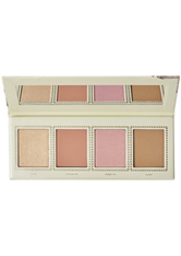 JOUER COSMETICS - Champagne & Macarons Face Palette Sweet Cheeks - Rouge