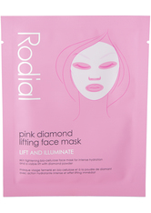 Rodial Pflege Pink Diamond Lifting Face Mask 8 Stk.