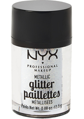 NYX Professional Makeup Glitter Paillettes Metallic Glitzer 2.5 g Nr. 05 - Lumi-Lite