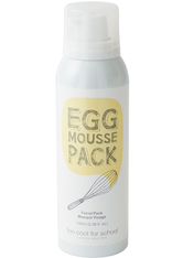 TOO COOL FOR SCHOOL - Too Cool For School Egg Mousse Pack 150ml - CREMEMASKEN