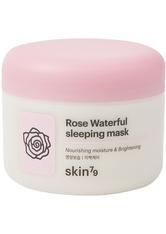 Rose Waterful Sleeping Mask