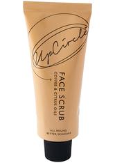 UpCircle Reinigung Kaffee Gesicht Scrub - Zitrus Mix Gesichtspeeling 100.0 ml