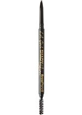 L.A. GIRL - Shady Slim Brow Pencil   Warm Brown - AUGENBRAUEN