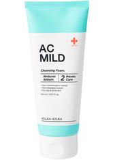 Holika Holika - Gesichtsreiniger - AC MILD Cleansing Foam