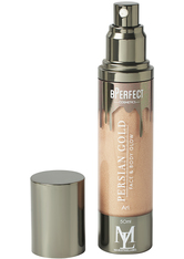 BPerfect x Mars The Label  Persian Gold Face and Body Glow Ari