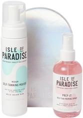Isle of Paradise Prep + Tan Bundle Medium