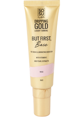 But First; Base HD Skin Illuminating Booster Rose