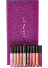 Lip Gloss 10 PC Holiday Set
