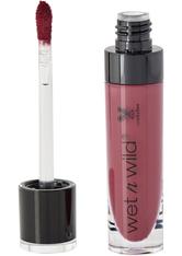 wet n wild - Flüssiger Lippenstift - MegaLast Liquid Catsuit Matte Lipstick - Behind The Bleachers