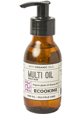 Ecooking Feuchtigkeitspflege Multi Oil Körperöl 100.0 ml