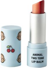 SKIN79 - Animal TwoTone Lip Balm Cherry Monkey - Getönter Lipbalm