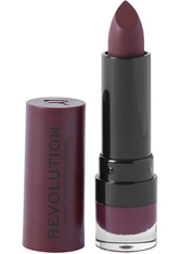 Makeup Revolution Matte Lipstick Vampire 147