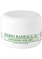 Mario Badescu Produkte Ceramide Eye Gel Augenpflegekonzentrat 14.0 ml
