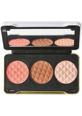 MAKEUP REVOLUTION - Revolution X Patricia Bright Rich In Colour Summer Sunrise Face Palette Light - ROUGE