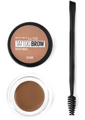 MAYBELLINE - Maybelline Tattoo Brow Tint Pomade (verschiedene Farbtöne) - 01 Taupe - Augenbrauen