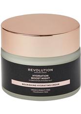 Revolution Skincare Gesichtscreme & Lotion Hydration Boost Night Nachtcreme 50.0 ml