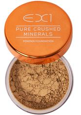 EX1 COSMETICS - EX1 Cosmetics Pure Crushed Mineral Puder Foundation 8gr (verschiedene Nuancen) - 10.0 - Gesichtspuder