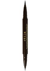 Stay All Day® DualEnded Waterproof Liquid Eye Liner Dark Brown
