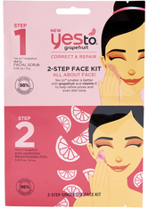 Grapefruit 2Step All About Face Kit