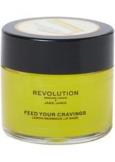 Revolution Skincare Lemon Meringue Lip Mask Lippenpflege 15.0 ml