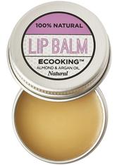 Ecooking Lippenpflege Neutral Lippenbalm 15.0 ml