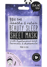 Oh K! Masken Beauty Sleep Sheet Mask Maske 25.0 ml