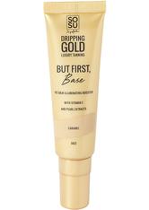 But First; Base HD Skin Illuminating Booster Caramel