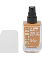 Screen Queen Foundation 400W Toasted Chai