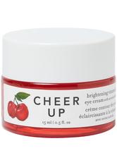 FARMACY Pflege Cheer Up Brightening Vitamin C Eye Cream with Acerola Cherry Augencreme 15.0 ml