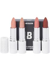 Nude Collection Matte Lipstick Quad